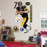 Ben Roethlisberger -Fathead Wall Decal