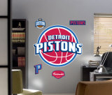 Pistons Logo -Fathead Wall Decal