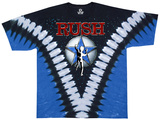 Rush- Starman V-Dye T-Shirts