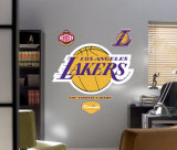 Lakers Logo -Fathead Wall Decal