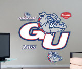 Gonzaga Logo -Fathead Wall Decal