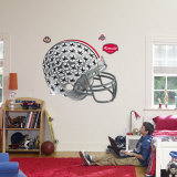 Ohio State Buckeyes Helmet -Fathead Wall Decal