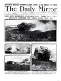 Some More Wonderful Photographs of Tanks in Action, 1000 Pounds was Paid for Exclusive Pictures Giclee Print