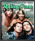 Red Hot Chili Peppers , Rolling Stone no. 839, April 2000 Art by Martin Schoeller