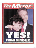 Yes! Prime Minister Reproduction procédé giclée