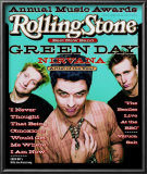 Green Day, Rolling Stone no. 700, January 1995 Print by Dan Winters