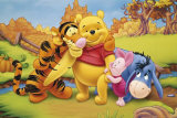Winnie The Pooh And Friends Prints