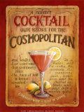 Cosmopolitain Affiches par Lisa Audit