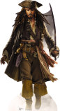 Piratas do Caribe - Capito Jack Sparrow Stand Up