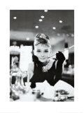 Audrey Hepburn Affiche
