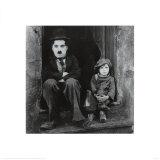 Charlie Chaplin i The Kid Plakater