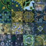 Cobalt Mosaic I Print by John Douglas
