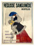 Reglisse Sanguinede Giclee Print by Leonetto Cappiello