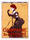 Champagne de Rochegre Giclee Print by Leonetto Cappiello