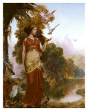 Demeter Searching for Persephone, Giclee Print
