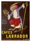 Cafes Labrador Giclee Print by Leonetto Cappiello