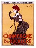 Champagne de Rochegre Giclee Print by Leonetto Cappiello