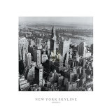 New York Skyline, Spring Prints