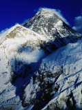 Mt. Everest from Kala Pattar, Sagarmatha National Park, Nepal Reproduction photographique par Richard I'Anson