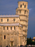 Leaning Tower, Pisa, Italy Photographic Print by John Elk III