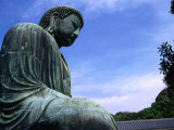 Daibutsu (Great Buddha)Statue, Kamakura, Japan Photographic Print by Martin Moos