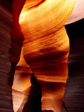 Rock Formations, Antelope Canyon Navajo Tribal Park, Page, U.S.A. Photographic Print by Ruth Eastham