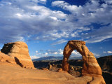 Arches Caused by Erosion, Arches National Park, USA Photographic Print by Izzet Keribar