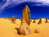 The Pinnacles, Pinnacles Desert, Australia Photographic Print by Christopher Groenhout