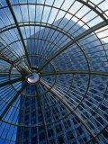 An Eye on the Sky, Canary Wharf - London, England Photographic Print by Doug McKinlay