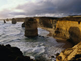 The Twelve Apostles Rock Pinnacles, Port Campbell National Park, Australia Photographic Print by Richard Nebesky