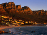Camps Bay, Cape Town, South Africa Fotografie-Druck von Ariadne Van Zandbergen