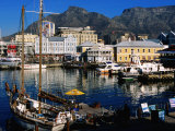 Victoria and Alfred Waterfront, Cape Town, South Africa Photographic Print by Ariadne Van Zandbergen