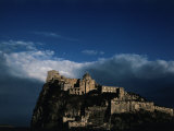 Fifteenth Century Castello d'Ischia in the Bay of Naples, Ischia, Campania, Italy Photographic Print by Jeffrey Becom
