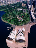 Sydney Opera House and Harbour, Sydney, Australia Photographic Print by Christopher Groenhout