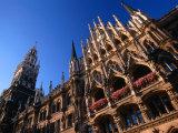 City Hall, Munich, Bavaria, Germany Photographic Print by Thomas Winz