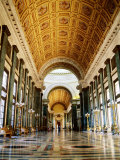 Hall of Lost Steps, Capitolio Nacional, Havana, Cuba Photographic Print by Christopher P Baker