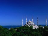 The Blue Mosque, Istanbul, Istanbul, Turkey Photographic Print by Anders Blomqvist