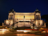 Vittorio Emanuele Monument, Rome, Italy Photographic Print by Martin Moos