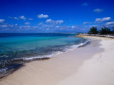 Conch Bay Beach, Cat Island, Bahamas Photographic Print by Greg Johnston