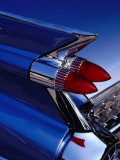 Detail of An American Cadillac, Eze, France Photographic Print by Richard I'Anson