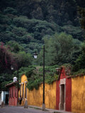 Antigua Streets, Antigua City,Sacatepequez, Guatemala Photographic Print by Alfredo Maiquez
