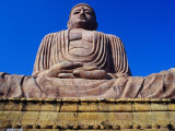 The Great Buddha Statue, Bodhgaya, Bihar, India Photographic Print by Richard I'Anson