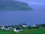 Small West Coast Village, Isle of Skye, Scotland Photographic Print by Grant Dixon