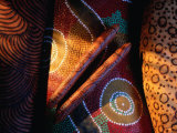 Traditional Aboriginal Artifacts from Central Australia, Australia Photographic Print by John Banagan