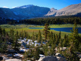 Eastern Sierra Nevada Mountain Range, California, USA Photographic Print by Rob Blakers