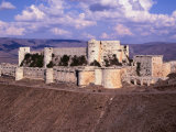 The Remarkably Well Preserved 800 Year Old Crac Des Chevaliers ( Castle of the Knights ), Syria Photographic Print by Patrick Syder