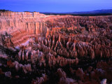 Bryce Amphitheatre Bryce Canyon National Park, Utah, USA Photographic Print by Rob Blakers