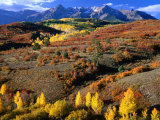 Sneffels Ridge, Colorado, USA Photographic Print by Rob Blakers