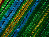 Beads at Grand Bazaar (Kapali Carsi), Istanbul, Turkey Photographic Print by Izzet Keribar