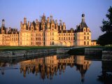 Chateau De Chambord, France Photographic Print by John Elk III